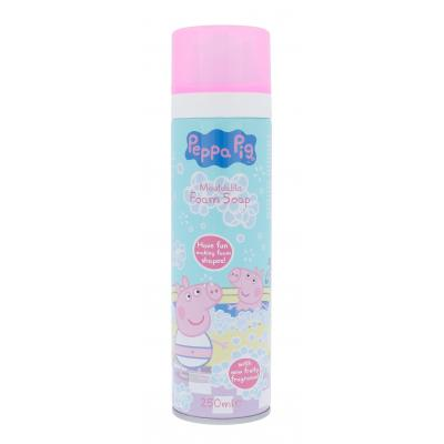Peppa Pig Peppa Mouldable Foam Soap 250 ml pena do kúpeľa