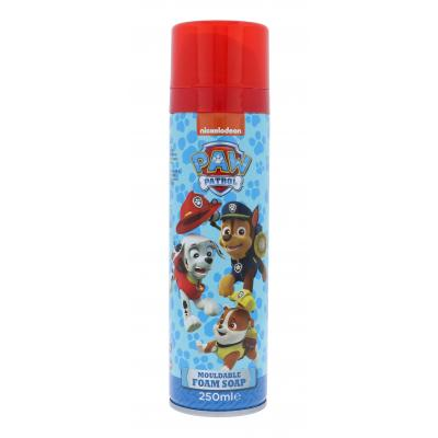 Nickelodeon Paw Patrol Mouldable Foam Soap 250 ml sprchovacia pena