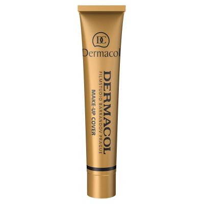 Dermacol Make-Up Cover SPF30 30 g makeup pre ženy 208