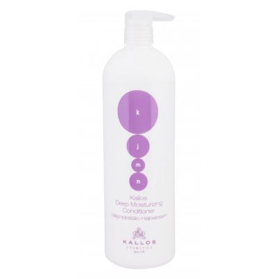 Kallos Cosmetics KJMN Deep Moisturizing Conditioner 1000 ml kondicionér pre ženy