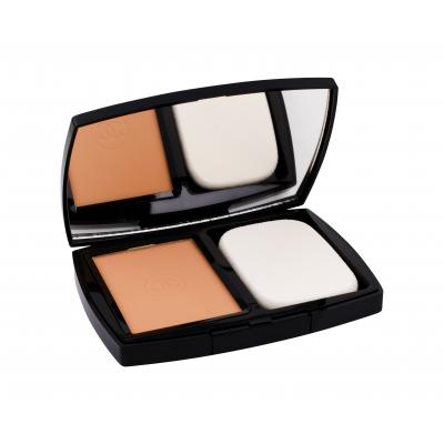 Chanel Le Teint Ultra Ultrawear Flawless Compact Foundation SPF15 13 g makeup pre ženy 40 Beige