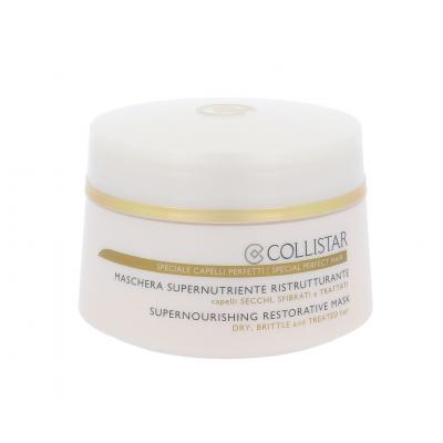 Collistar Nourishment And Lustre Supernourishing Mask 200 ml maska na vlasy pre ženy