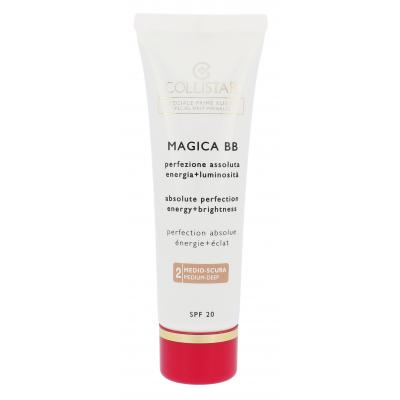 Collistar Special First Wrinkles Magica BB Absolute Perfection Cream SPF20 50 ml bb krém pre ženy 2 Medium-Deep