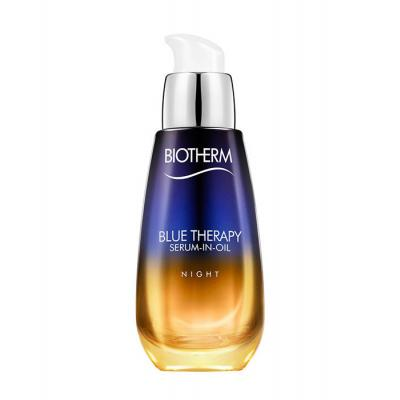 Biotherm Blue Therapy Serum In Oil Night 30 ml pleťové sérum proti vráskam pre ženy