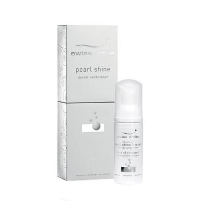 swiss smile Pearl Shine Dental Conditioner 50 ml bielenie zubov unisex