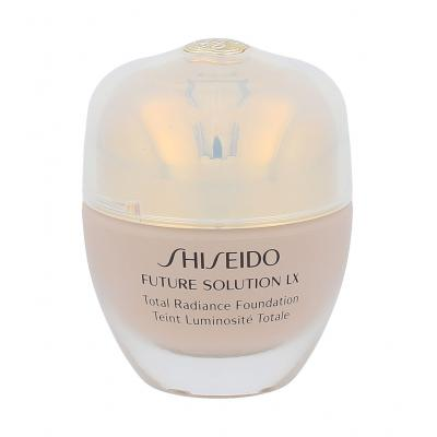 Shiseido Future Solution LX Total Radiance Foundation SPF15 30 ml makeup pre ženy l60 Natural Deep Ivory