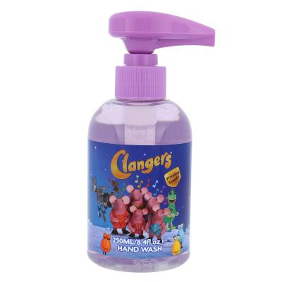 Clangers Clangers With Whistling Sound 250 ml tekuté mydlo