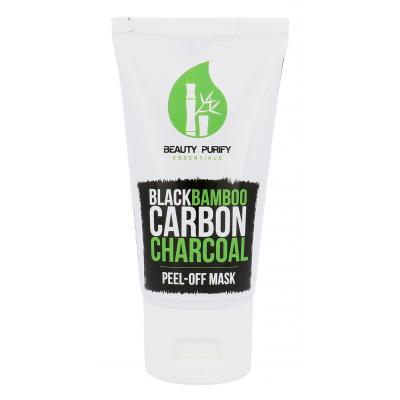Diet Esthetic Black Bamboo Carbon Charcoal Peel-Off Mask 50 ml pleťová maska pre ženy