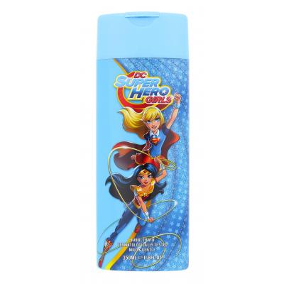 DC Comics Super Hero Girls 350 ml pena do kúpeľa
