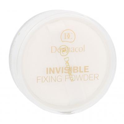Dermacol Invisible Fixing Powder 13 g púder pre ženy White