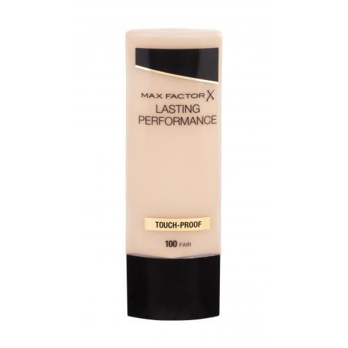 Max Factor Lasting Performance 35 ml jemný tekutý make-up pre ženy 100 Fair