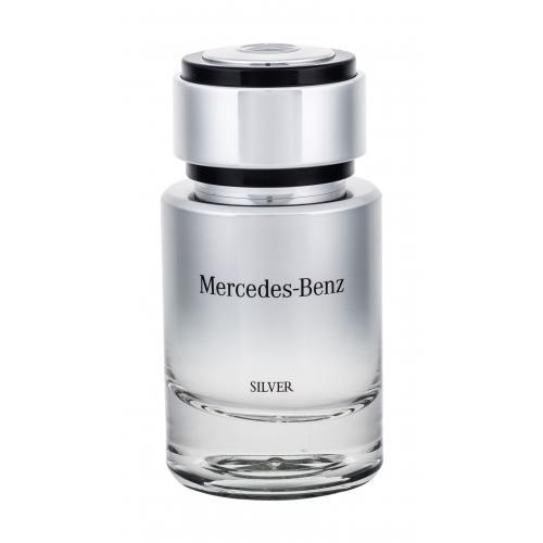 Mercedes-Benz Mercedes-Benz Silver 75 ml toaletná voda pre mužov