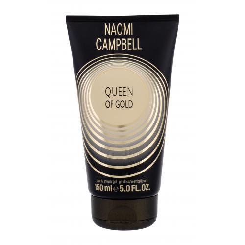 Naomi Campbell Queen Of Gold 150 ml sprchovací gél pre ženy