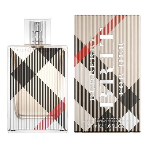 Burberry Brit for Her 50 ml parfumovaná voda pre ženy