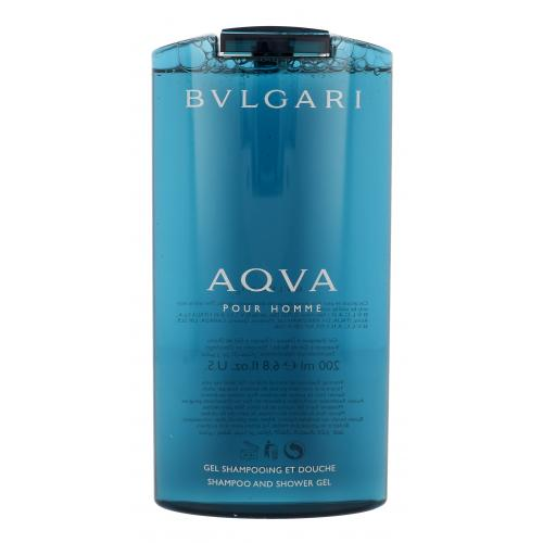Bvlgari Aqva Pour Homme 200 ml sprchovací gél pre mužov