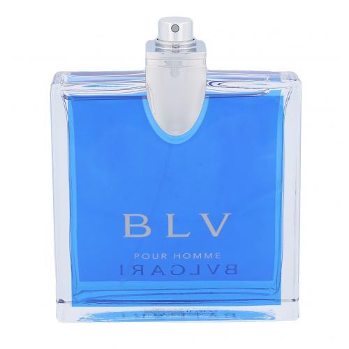 Bvlgari BLV Pour Homme 100 ml toaletná voda tester pre mužov