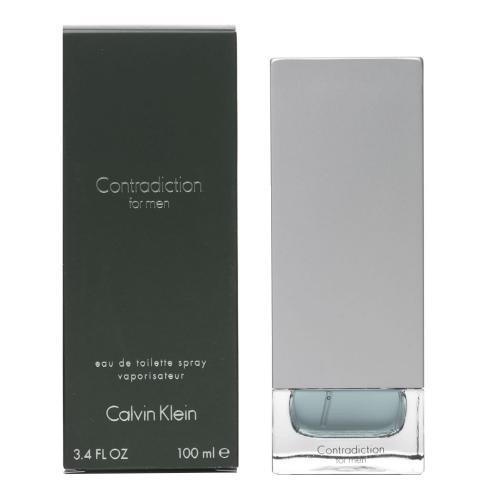 Calvin Klein Contradiction For Men 100 ml toaletná voda pre mužov