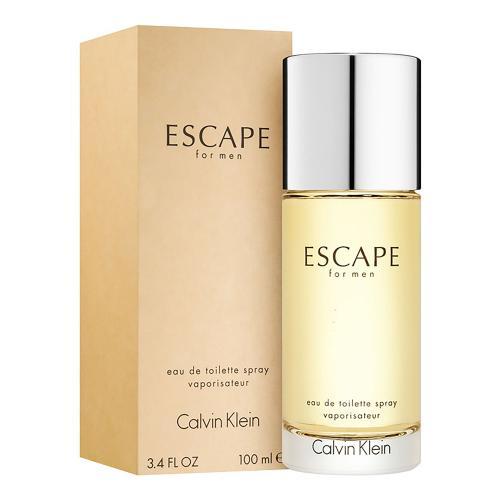 Calvin Klein Escape For Men 100 ml toaletná voda pre mužov