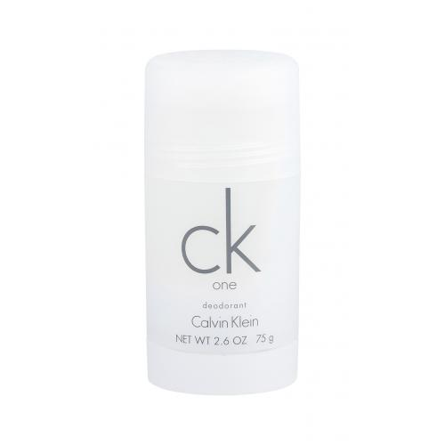 Calvin Klein CK One 75 ml dezodorant deostick unisex