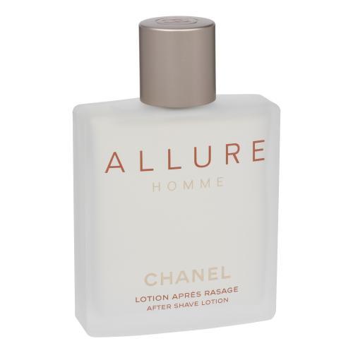 Chanel Allure Homme 100 ml voda po holení pre mužov