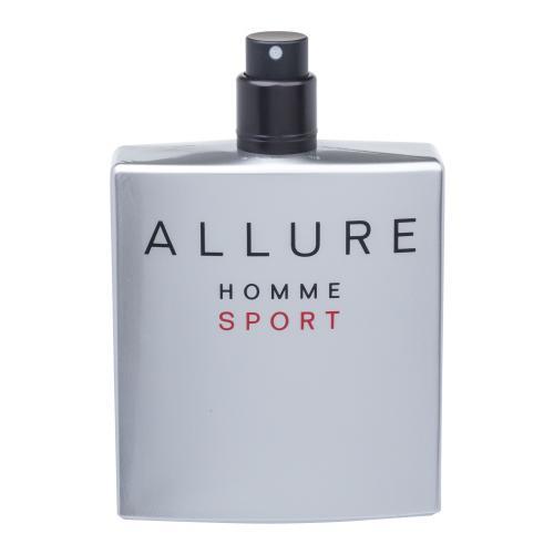 Chanel Allure Homme Sport 100 ml toaletná voda tester pre mužov