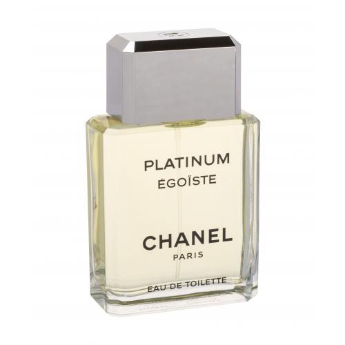Chanel Platinum Égoïste Pour Homme 100 ml toaletná voda pre mužov