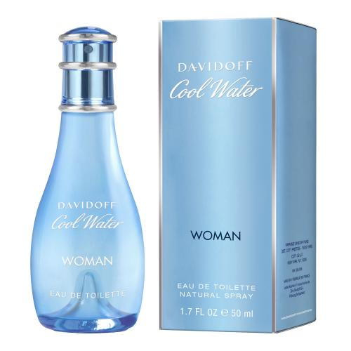Davidoff Cool Water Woman 50 ml toaletná voda pre ženy