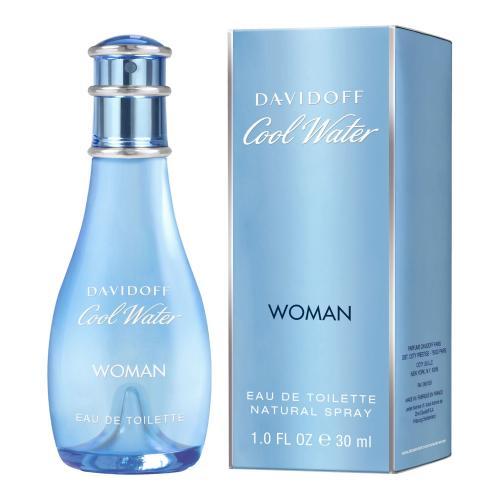 Davidoff Cool Water Woman 30 ml toaletná voda pre ženy