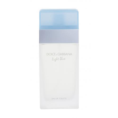 Dolce&Gabbana Light Blue 50 ml toaletná voda pre ženy