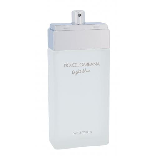 Dolce&Gabbana Light Blue 100 ml toaletná voda tester pre ženy