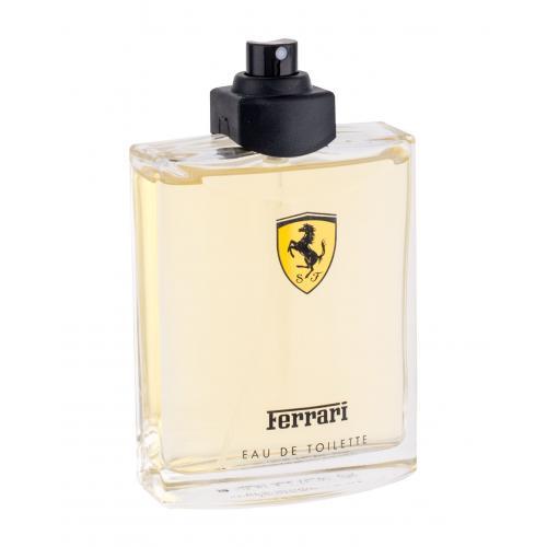 Ferrari Scuderia Ferrari Red 125 ml toaletná voda tester pre mužov