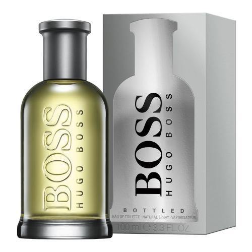 HUGO BOSS Boss Bottled 100 ml toaletná voda pre mužov