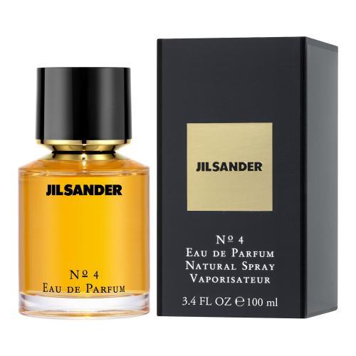 Jil Sander No.4 100 ml parfumovaná voda pre ženy