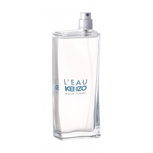 KENZO L´Eau Kenzo Pour Femme 100 ml toaletná voda tester pre ženy