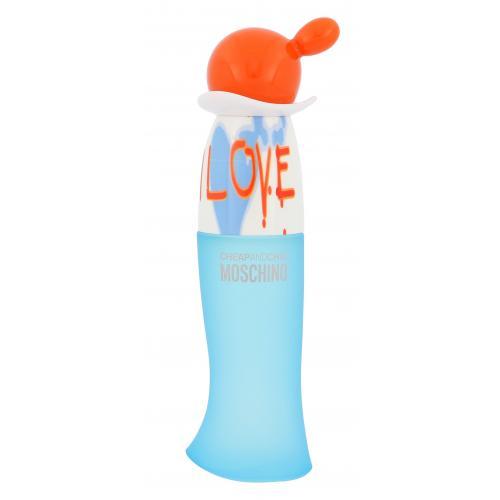 Moschino Cheap And Chic I Love Love 30 ml toaletná voda pre ženy