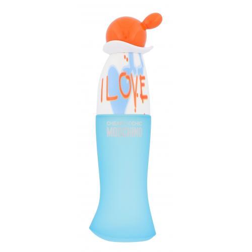 Moschino Cheap And Chic I Love Love 50 ml toaletná voda pre ženy