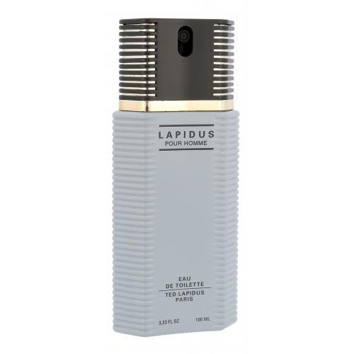 Ted Lapidus Lapidus Pour Homme 100 ml toaletná voda pre mužov