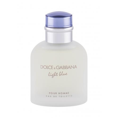Dolce&Gabbana Light Blue Pour Homme 75 ml toaletná voda pre mužov