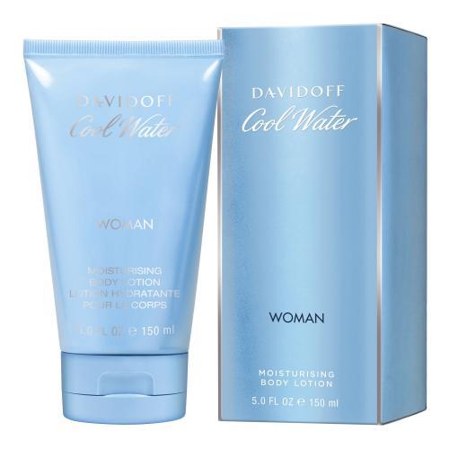 Davidoff Cool Water 150 ml telové mlieko pre ženy
