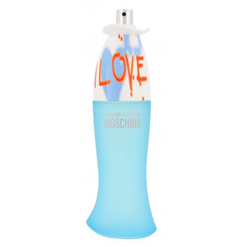 Moschino Cheap And Chic I Love Love 100 ml toaletná voda tester pre ženy