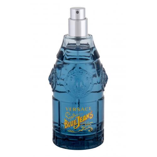 Versace Blue Jeans Man 75 ml toaletná voda tester pre mužov