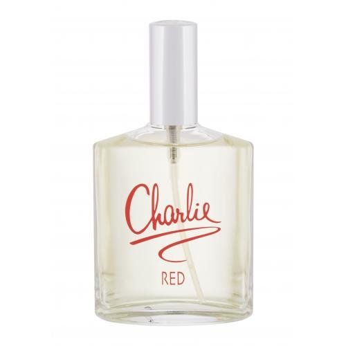 Revlon Charlie Red 100 ml eau de fraiche pre ženy