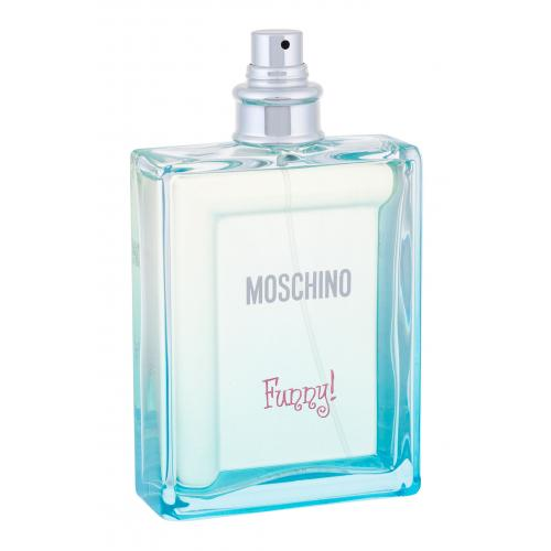 Moschino Funny! 100 ml toaletná voda tester pre ženy