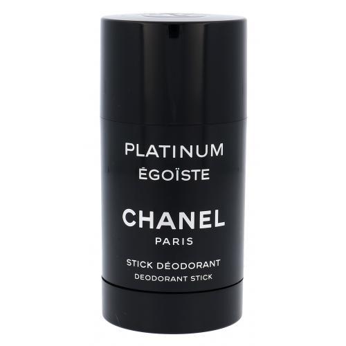 Chanel Platinum Égoïste Pour Homme 75 ml dezodorant deostick pre mužov