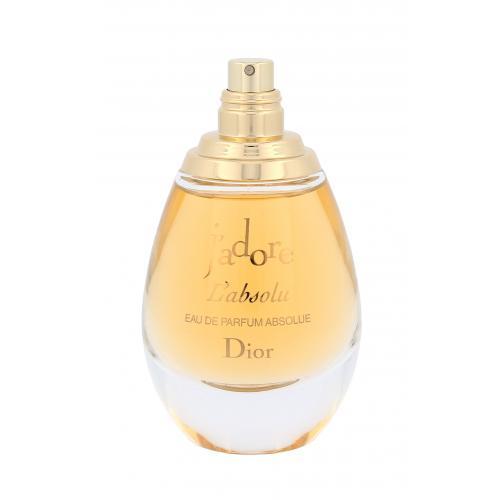 Christian Dior J´adore L´Absolu 75 ml parfumovaná voda tester pre ženy