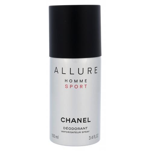 Chanel Allure Homme Sport 100 ml dezodorant deospray pre mužov