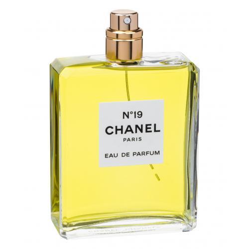 Chanel No. 19 100 ml parfumovaná voda tester pre ženy