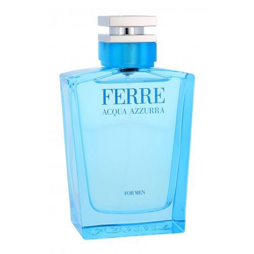 Gianfranco Ferré Acqua Azzurra 100 ml toaletná voda pre mužov