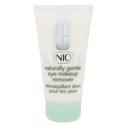 Clinique Naturally Gentle 75 ml jemný odličovač pro citlivé oči pre ženy