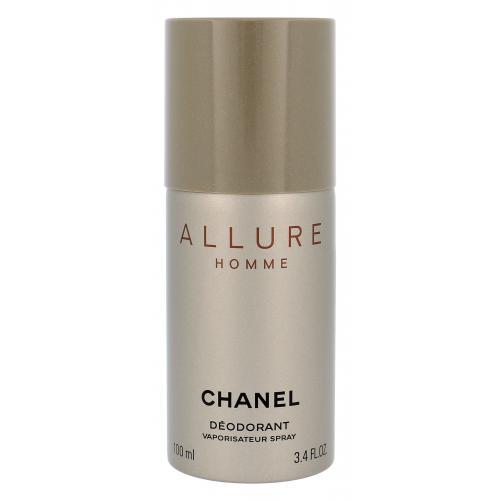 Chanel Allure Homme 100 ml dezodorant deospray pre mužov